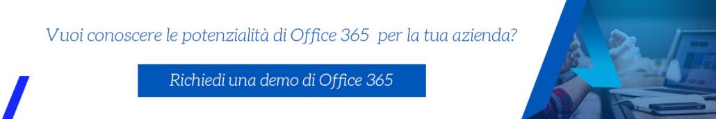 Richiedi una demo Office 365