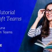 Videopillola Microsoft Teams: pianificare una riunione