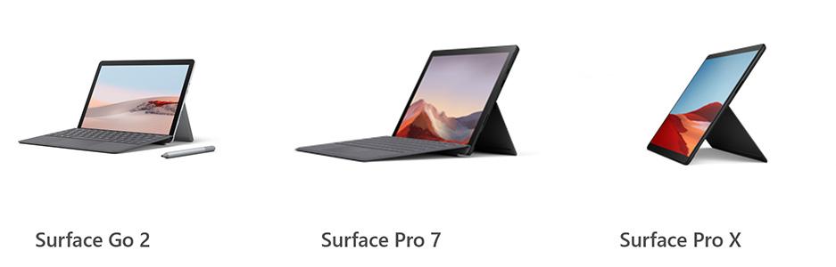 Microsoft Surface - La famiglia Surface