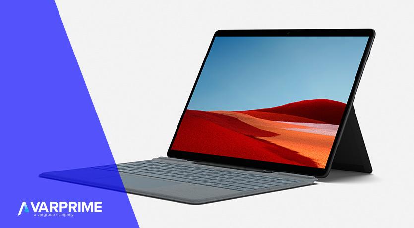 Il nuovo Microsoft Surface Pro X