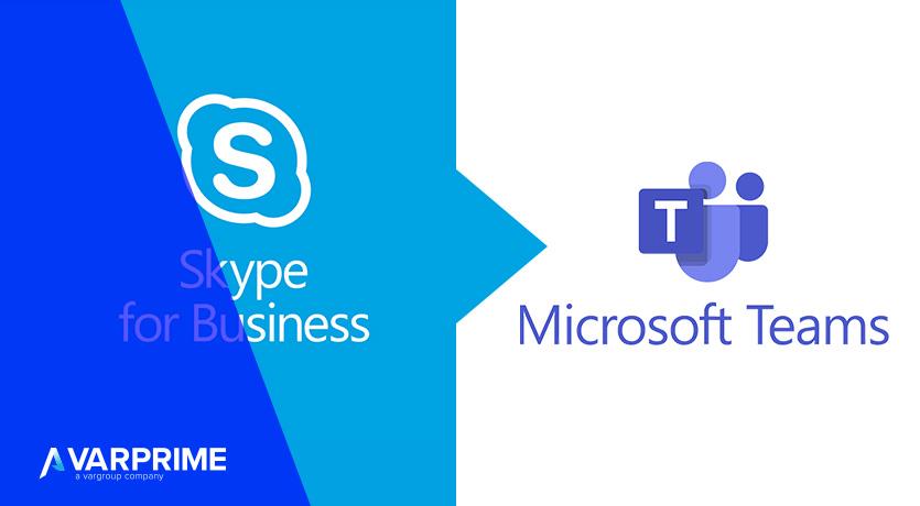 Skype for business passa a Teams
