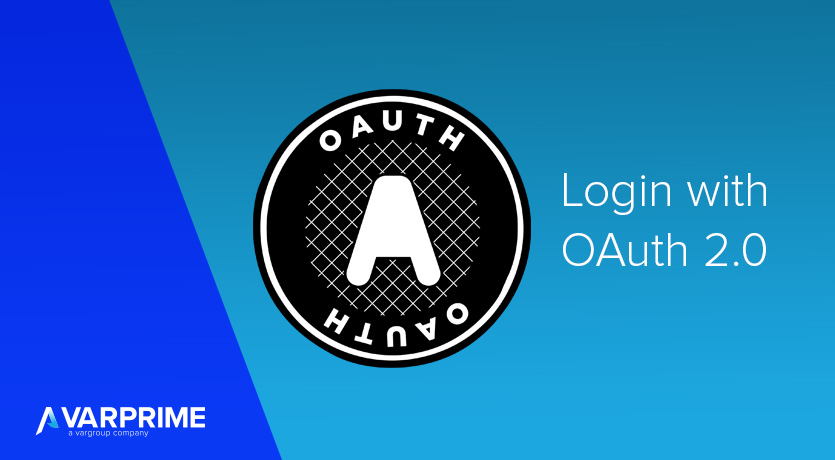 Login with OAuth 2.0